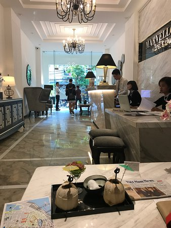 Hanoi Marvellous Hotel & Spa Photo