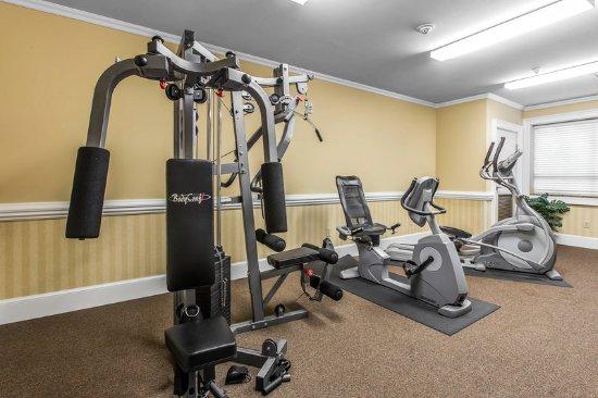 Tifton, GA: Fitness Center