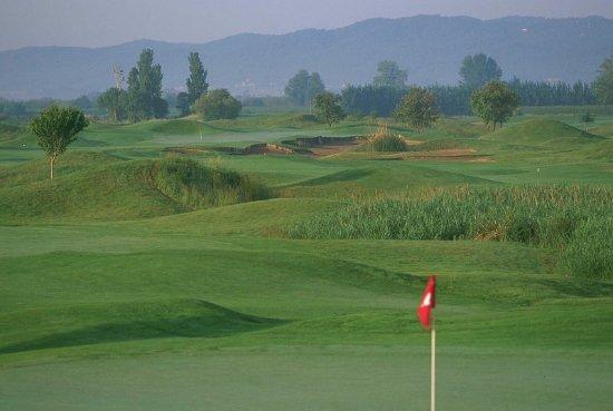 Gualta, Spain: Golf Course