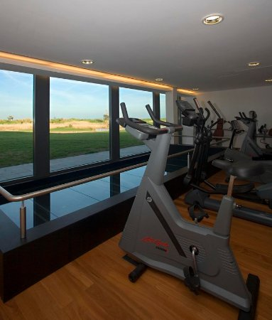 Gualta, Spanyol: Fitness Center