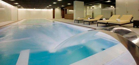 Gualta, Spain: Indoor Pool