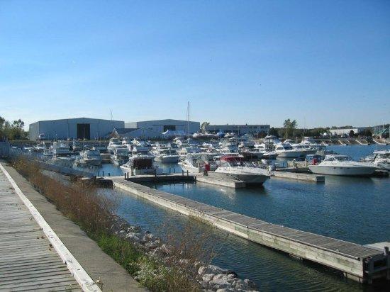 Zion, อิลลินอยส์: North Point Marina