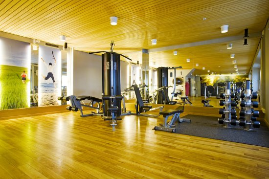 Scandic Infra City: Gym