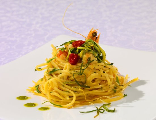 The Westin Excelsior, Rome: Doney Restaurant - pasta