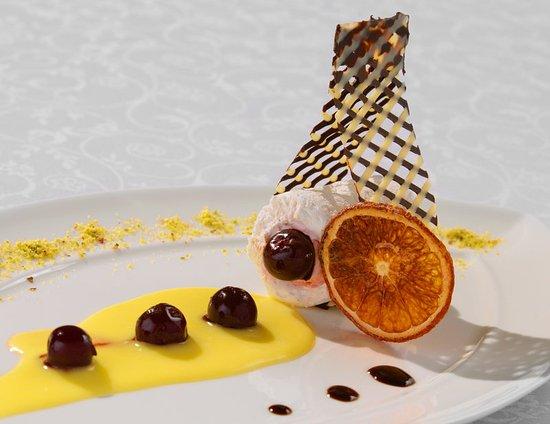 The Westin Excelsior, Rome: Doney Restaurant - dessert