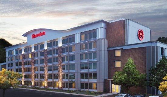 Sheraton Ann Arbor Hotel: Exterior