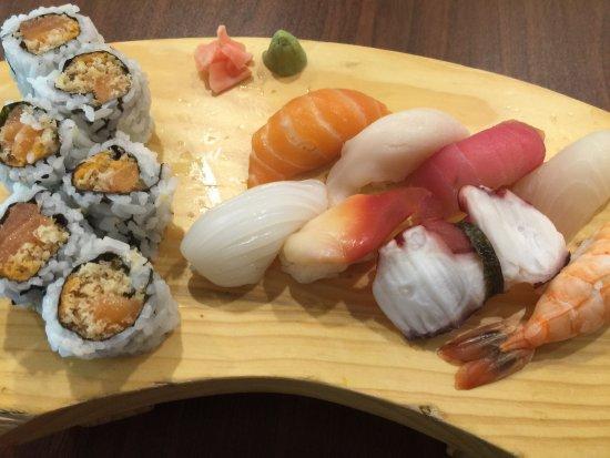 Bedford, แคนาดา: Zen Sushi