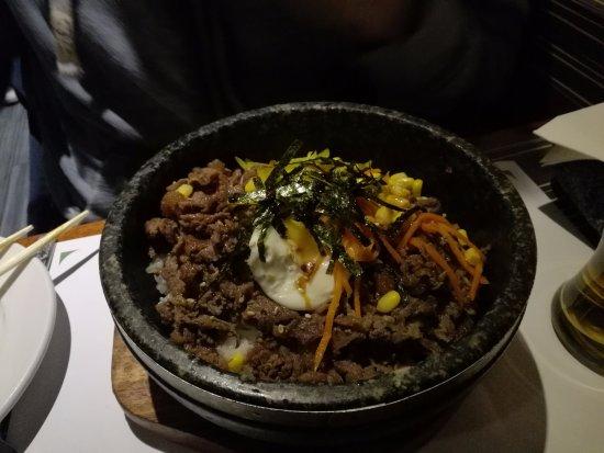 Bulgogi Bibimbap Picture Of Kimchi Korea House Toronto Tripadvisor