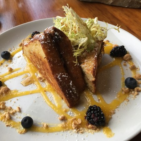 The Juniper Bistro: Quiche and stuffed French toast