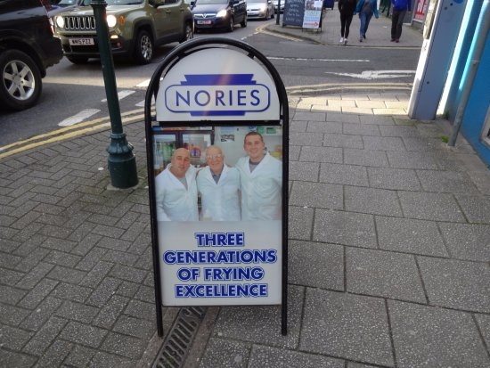 Nories has been run by the same family for three generations.