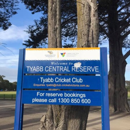 ‪Tyabb Central Recreation Reserve‬