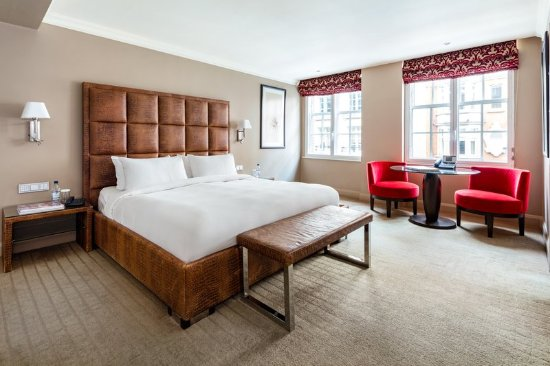 The May Fair Hotel: Guest Room