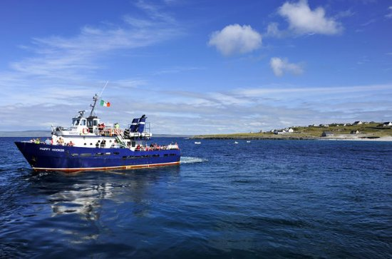 Round-trip boat transfer to Inis Oirr...