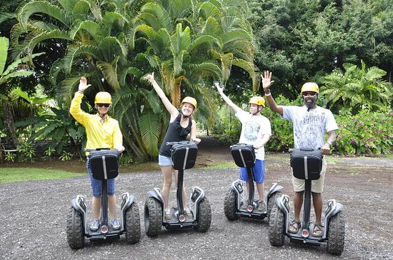 Segway Aloha Intro Tour - 30 Minutes...