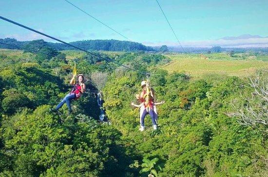 Big Island Zipline Adventure - 120...