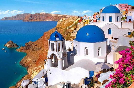 Santorini Private Sightseeing Tour