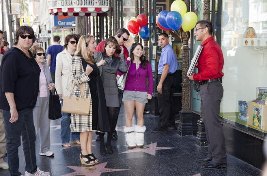 Total Hollywood Experience with Walk...