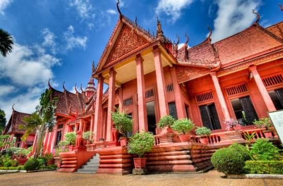 Full-day Private Phnom Penh National...