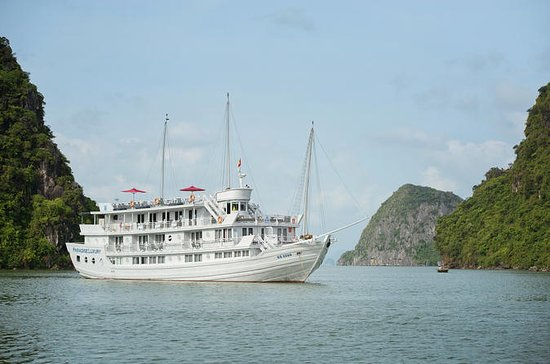 3-Day Halong Bay Cruise with...