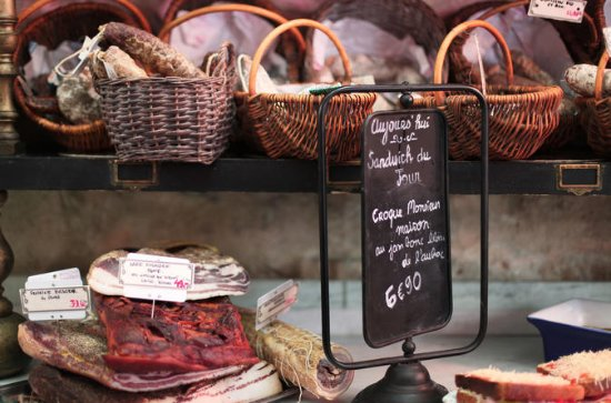 Marais District Food Walking Tour...