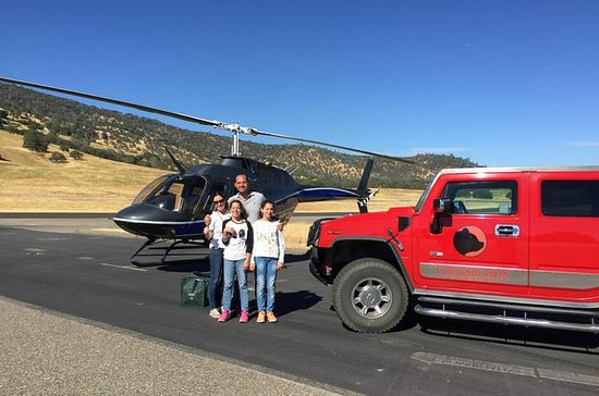 Private Tour: Yosemite by Helicopter ...