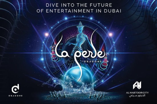La Perle by Dragone Admission Ticket in Dubai