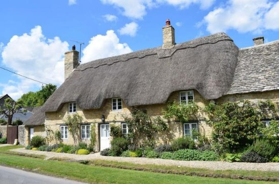 Cotswolds Villages Full-Day Small-Group...