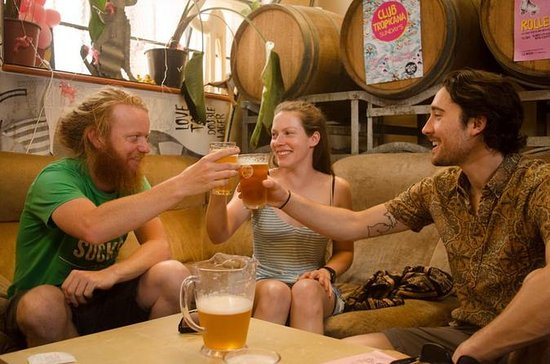 Bikes and Brews: Melbourne's Craft...