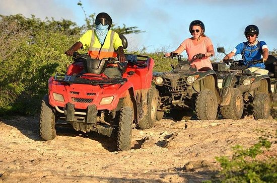 Curacao Half Day ATV Adventure Double...