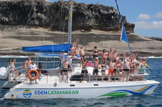 Most Famous Catamaran in Tenerife...