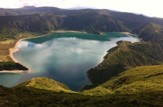 Sete Cidades og Fogo Lake Full Day...