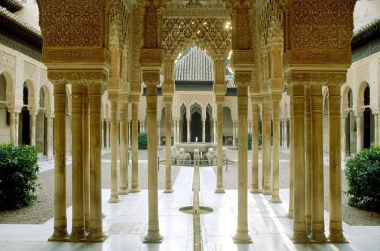 Privat officiell guide till Alhambra ...