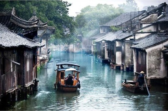 Private Wuzhen Water Town from Hangzhou in One Day