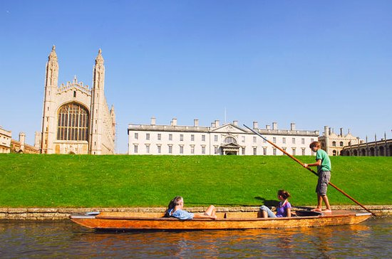 Cambridge und Greenwich