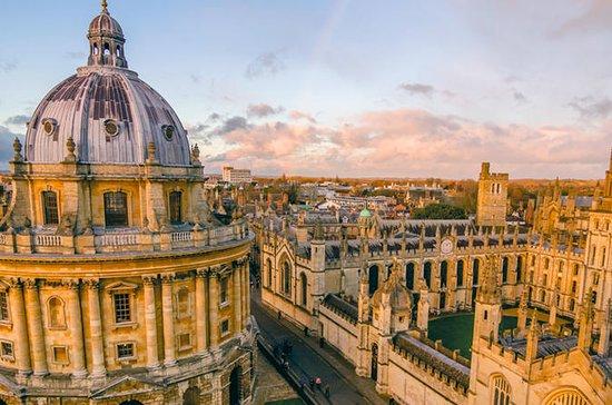 Oxford, Windsor e Eton