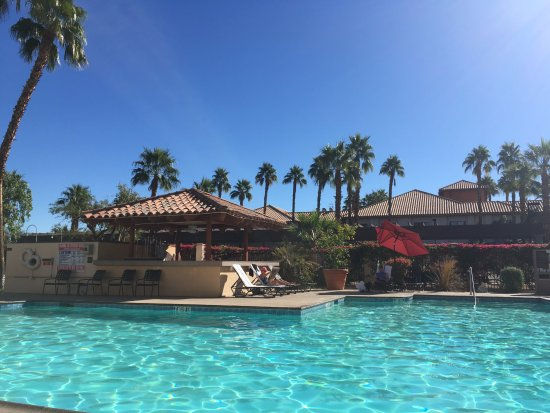 Rancho Mirage, CA: Pool Area
