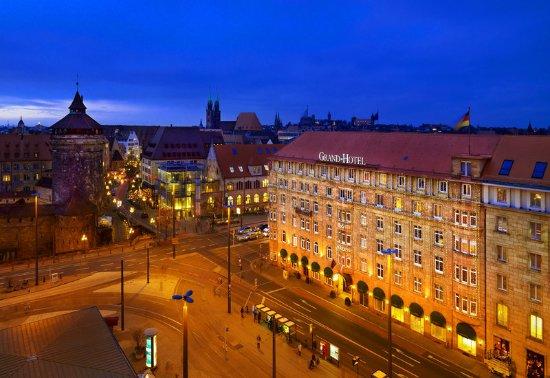 Le meridien grand hotel nurnberg updated 2017 reviews for Nurnberg hotel