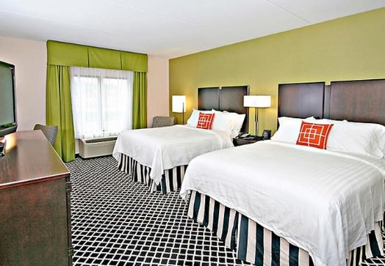 Elkin, Carolina del Nord: Queen/Queen Guest Room
