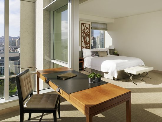 The St. Regis San Francisco: Executive Premier King Room