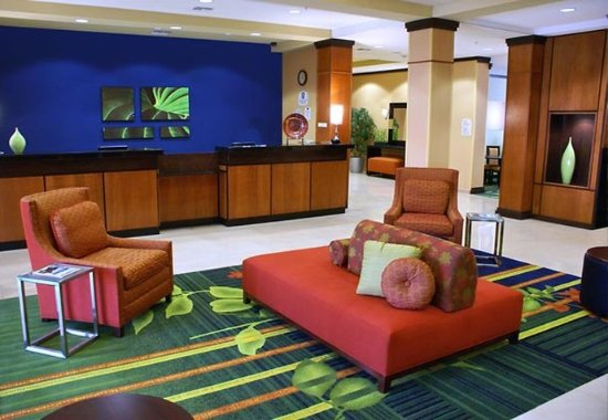 Kingsburg, Καλιφόρνια: Lobby