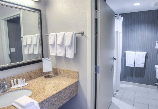 Spanish Fort, AL: King Suite Bathroom