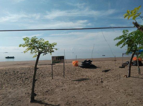 Tarakan, إندونيسيا: Pasir Putih Binalatung