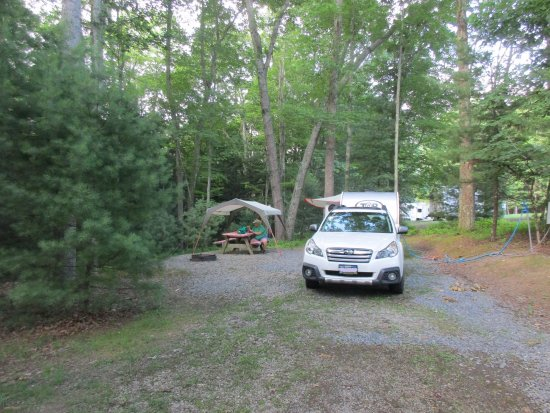 Beaver, WV: site 29 large roomy flat in the valley