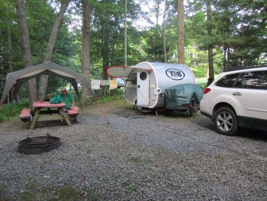 Beaver, WV: site 29 very private