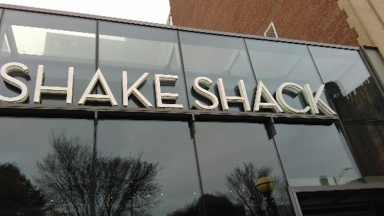 Shake Shack Kuva Shake Shack New Haven Tripadvisor
