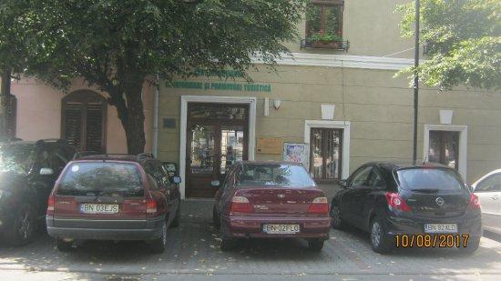 National Centre for Information and Tourism Promotion Bistrita Foto