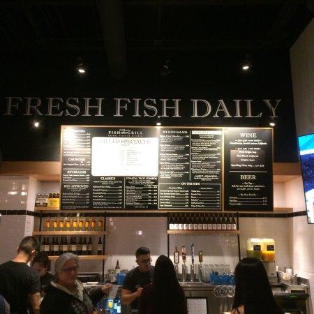 California fish grill irvine 3988 barranca pkwy menu for California fish grill locations