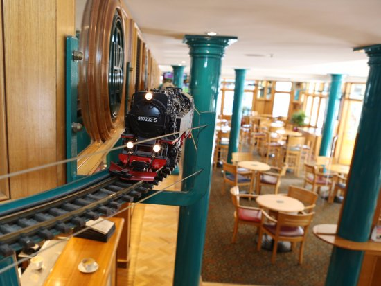 Iconic Rose Bay Hotel Train