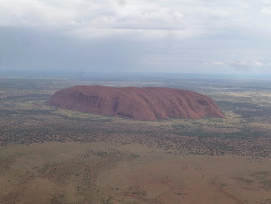 Yulara, أستراليا: Uluru