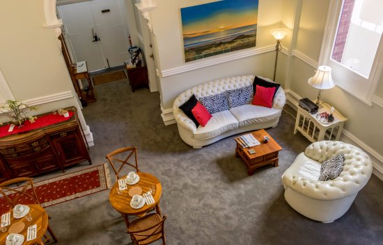 Fremantle Bed and Breakfast : Lobby / Breakfast Room